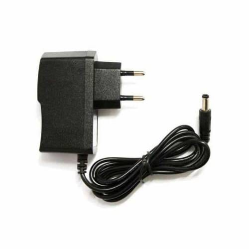 12V 1 Amper Plastik Adaptör