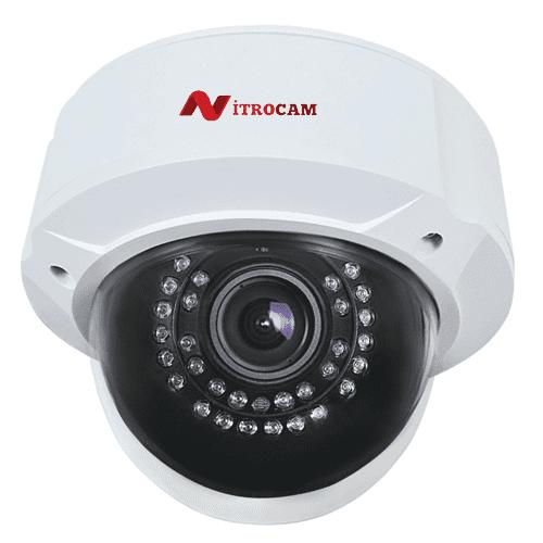 Nitrocam NT 228 POE İP Dome Kamera